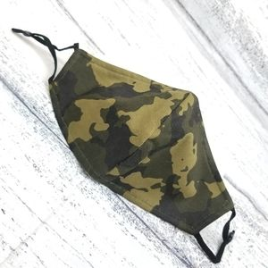 Other - Camouflage Reusable Face Mask